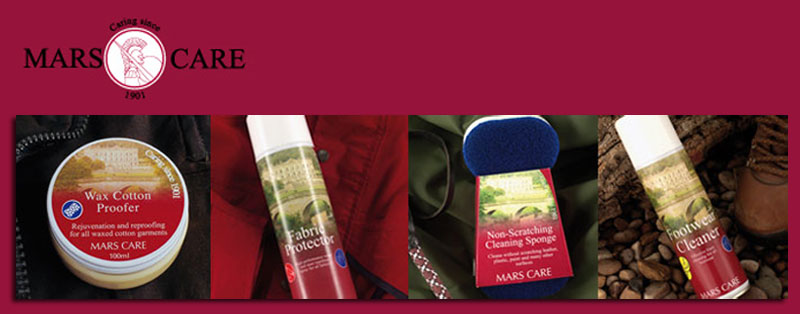 Mars Care Products Banner