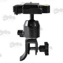 Car Door Window Tripod Adapter for Camera and Spotting Scopes