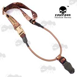 Emerson LQE Bungee Cord Sling in All Terrain Camo