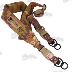 All Terrain Camo Emerson L.Q.E Two Point Rifle Sling