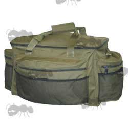 Olive Green Fishing Carryall