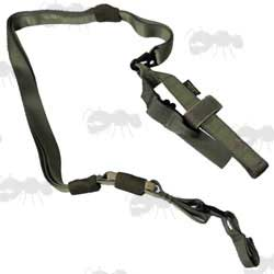 Ranger Green Flyye Three Point Sling