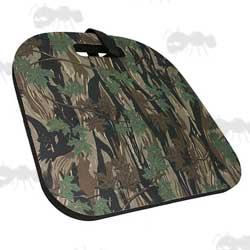 Foam Seat / Kneeling Pad in Smokey Branch Camouflage