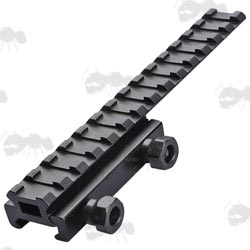High Profile Deluxe Forward Reach Weaver Riser Rail