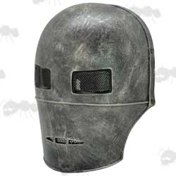 Iron Man 1 Original Prototype Style Metal Look Airsoft Mask