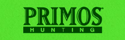 Green Primos Hunting Logo