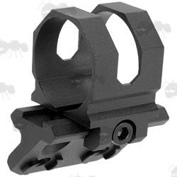 Offset Tactical Torch / Laser Mount for M-Lok Rifle Rail Platforms