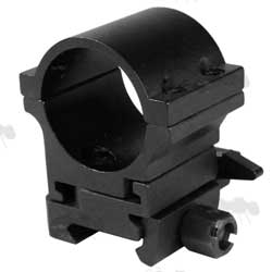 Airsoft Aimpoint Magnifier Sight Twist-Release Mount
