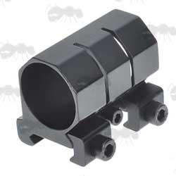 Tac Torch Mount for 20mm Weaver / Picatinny Rails ~ Model B