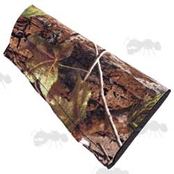 RealTree APG Camo Neoprene Buttstock Cheek Pad Cover