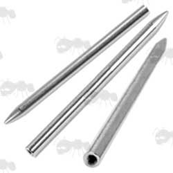 Set of Three Straight Steel Made Paracord Stitching Needle / Fid