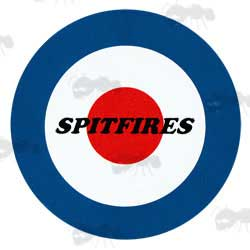 Spitfires Lead Airgun Pellet Logo