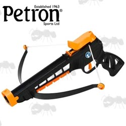 Petron Stealth Black Sucker Dart Hand Bow