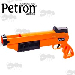 Petron Sureshot Orange Sucker Dart Pistol
