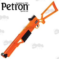 Petron Sureshot Orange Sucker Dart Rifle