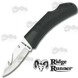 Ridge Runner Folding Blade Hunting Knife, RR319