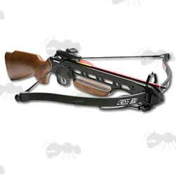 Jaguar Wooden Stock 150lb Draw Weight Rifle Crossbow