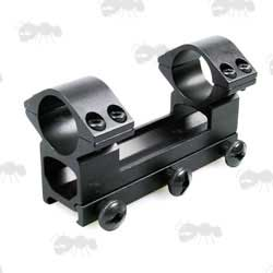 High-Profile One Piece 30mm Scope Mounts for Weaver / Picatinny Rails