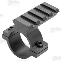 25mm Scope Tube Accessory Rail Ring Mount