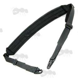 Black Heavy-Machine Gun Sling