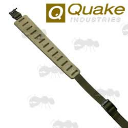 Quake Green Claw Rifle Sling