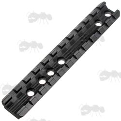 Flat Base Long Length 20mm Wide Weaver / Picatinny DIY Sight Rail