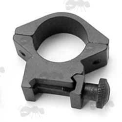Tac-Torch Ring Mount for Weaver / Picatinny Rails
