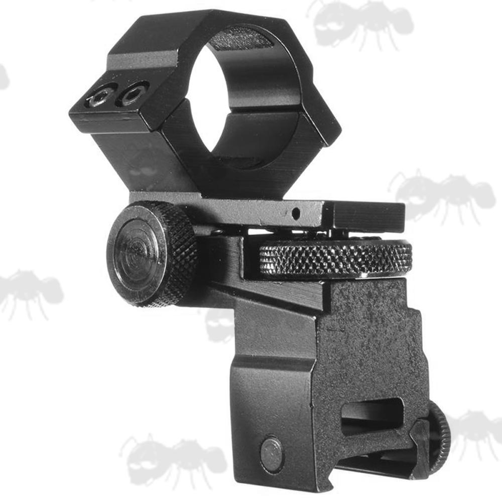 Laser Illuminator Mount with Weaver / Picatinny Fitting