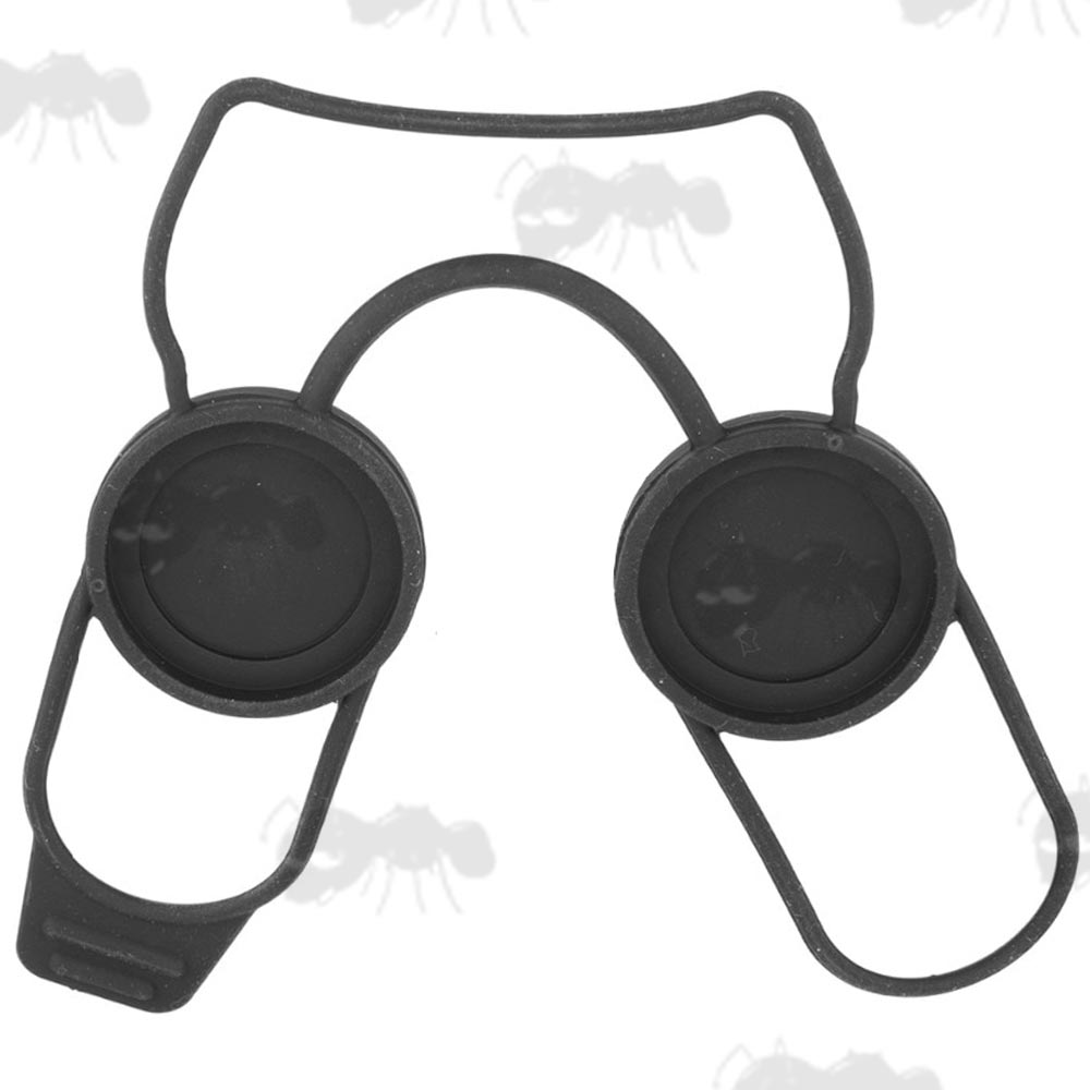 Elastic Rubber Lens Cover for Aimpoint T-1 Sight