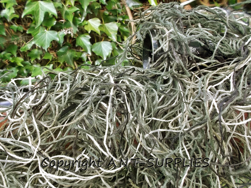 Camouflage Ghillie Wrap for Rifles or Shotguns